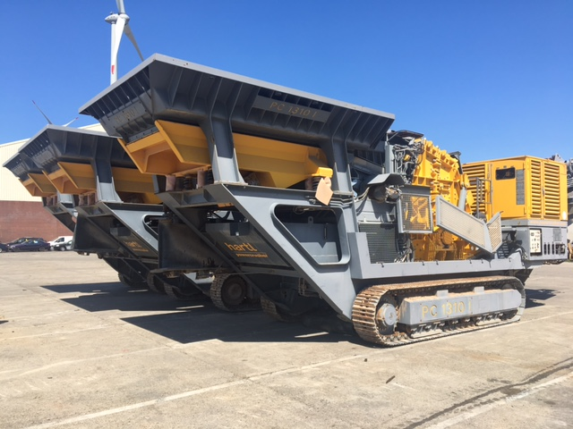PC 1310 I Impact Crusher