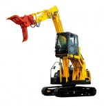 Sumitomo Construction Machinery starts releasing SH120LC-7MH」and 「SH120LC-7EC」Material Handling Machines