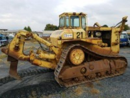 Construction Machinery Dozers CAT D10 - Used information